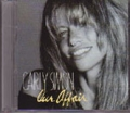 CARLY SIMON Our Affair USA CD5 Promo