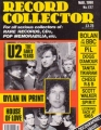 U2 Record Collector (3/90) UK Magazine