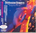 HOTHOUSE FLOWERS Songs From The Rain JAPAN CD w/Bonus CD3