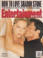 SHARON STONE Entertainment Weekly (10/14/94) USA Magazine