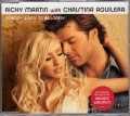 RICKY MARTIN & CHRISTINA AGUILERA Nobody Wants To Be Lonely HOLLAND CD5