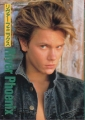 RIVER PHOENIX Deluxe Color Cine Album JAPAN Picture Book
