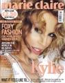 KYLIE MINOGUE Marie Claire (3/05) UK Magazine