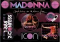 MADONNA Confessions On A Dance Floor USA Promo Sticker Sheet
