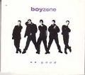 BOYZONE So Good UK CD5