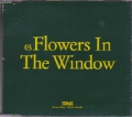 TRAVIS Flowers In The Window UK 1 Track Promo CD5