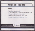 MICHAEL BUBLE Sway USA CD5 Promo w/5 Mixes