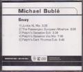 MICHAEL BUBLE Sway USA CD5 Promo w/5 Mixes