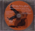 WHITNEY HOUSTON Whatchulookinat Feat.P. DIDDY USA CD5 Promo Only