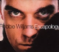 ROBBIE WILLIAMS Escapology JAPAN CD