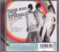 DIANA ROSS & THE SUPREMES Remixes JAPAN CD