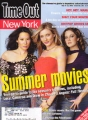CHARLIE`S ANGELS Time Out New York (5/8-15/03) USA Magazine