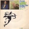 FRANK & NANCY SINATRA Somethin` Stupid UK 7