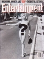 MADONNA Entertainment Weekly (11/6/92) USA Magazine