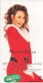 MARIAH CAREY All I Want For Christmas Is You JAPAN CD3