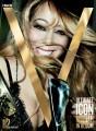 MARIAH CAREY V Magazine (#112 Spring/18) USA Magazine