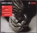 SIMPLE MINDS Home UK CD5 Picture CD Part 1 w/2 Tracks