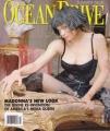 MADONNA Ocean Drive (6-7/04) USA Magazine