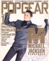 MICHAEL JACKSON Popgear (1/92) JAPAN Magazine