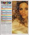 MADONNA Airplay Monitor (2/20/98) USA Magazine