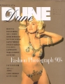 MADONNA Dune (Winter/93) JAPAN Magazine