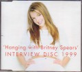 BRITNEY SPEARS Hanging With Britney Spears EU Interview CD