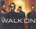 U2 Walk On CANADA CD5 w/Live Tracks