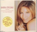 BARBRA STREISAND As If We Never Said Goodbye UK CD5