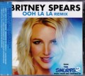 BRITNEY SPEARS Ooh La La CHINA CD5