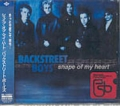 BACKSTREET BOYS Shape Of My Heart JAPAN CD5 w/3 Tracks