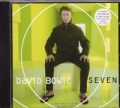 DAVID BOWIE Seven UK CD5 Part 2 w/Remix, Poster & Video!!