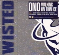 YOKO ONO Walking On Thin Ice USA Double 12