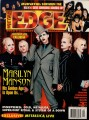MARILYN MANSON Metal Edge (9/03) USA Magazine