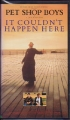 PET SHOP BOYS It Couldn`t Happen Here JAPAN VHS