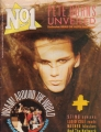 DEAD OR ALIVE No. 1 (10/12/85) UK Magazine