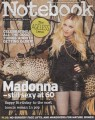 MADONNA Notebook (8/12/18) UK Magazine
