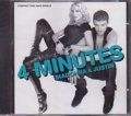 MADONNA 4 Minutes USA CD5 w/6 Mixes