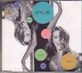 KYLIE MINOGUE Give Me Just A Little More Time UK CD5
