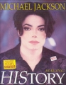 MICHAEL JACKSON Making Histroy UK Picture Book