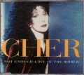 CHER Not Enough Love In The World UK CD5