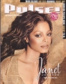 JANET JACKSON Pulse (6/01) USA Magazine