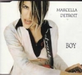 MARCELLA DETROIT Boy UK CD5 w/3 Tracks