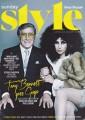 LADY GAGA Sunday Style (10/26/14) AUSTRALIA Magazine