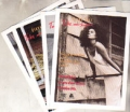 DIANA ROSS Take Me Higher USA Promo Set of 4 Postcards
