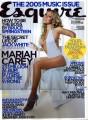 MARIAH CAREY Esquire (10/05) UK Magazine