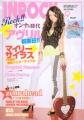 MILEY CYRUS Inrock (9/08) JAPAN Magazine