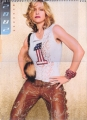 MADONNA 2002 UK Official Calendar
