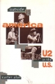 U2 Outside Is America-U2 In the U.S. by Carter Alan USA Book
