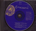 ERASURE Fingers & Thumbs USA CD5 Promo