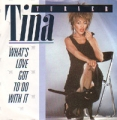 TINA TURNER What's Love Got To Do With It UK 7''